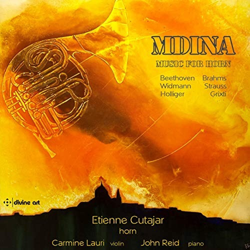 cd : various artists - mdina (cd)