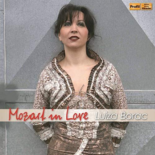 cd : various artists - mozart in love (cd)