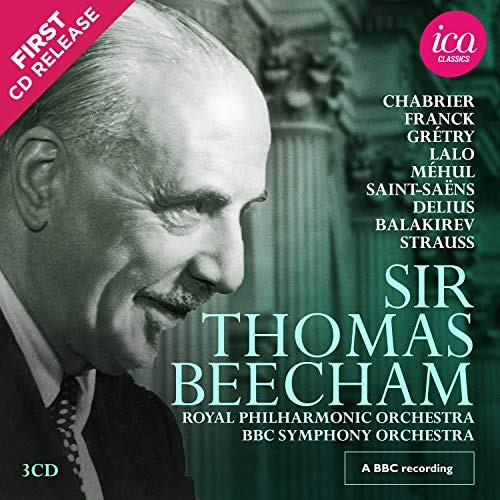 cd : various artists - sir thomas beecham 2 (3 pack)
