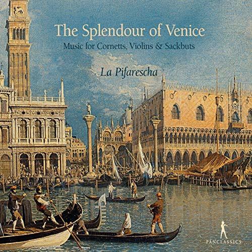 cd : various artists - splendour of venice (cd)