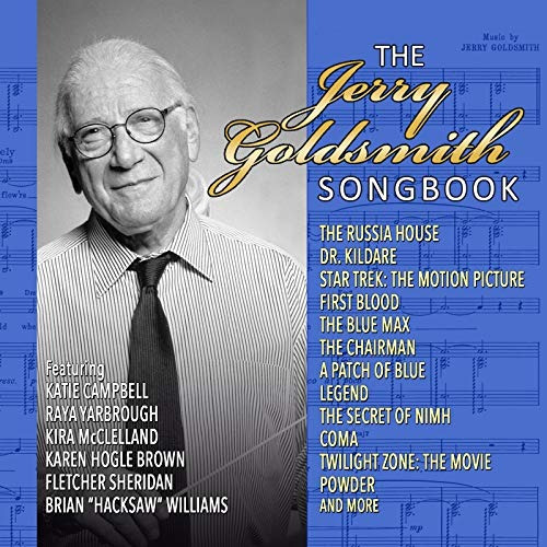 cd : various - jerry goldsmith songbook (cd)