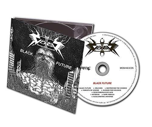 cd : vektor - black future (digipack packaging)
