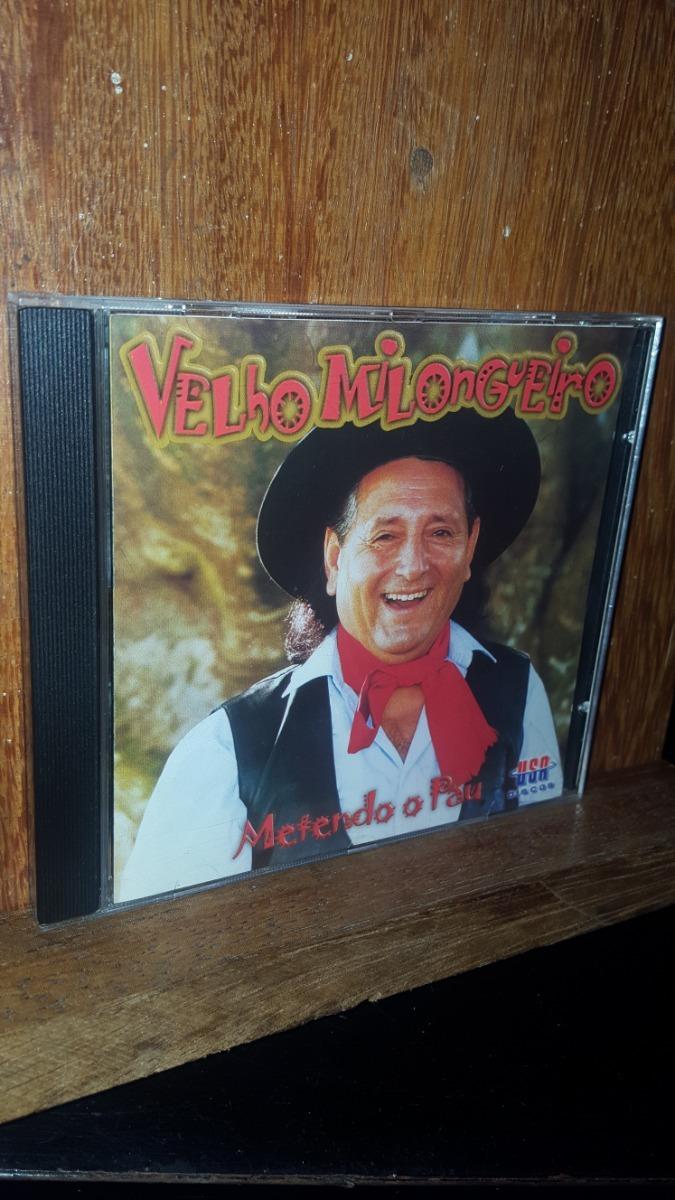 velho milongueiro cd