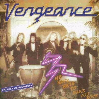 cd vengeance - we have way to make you rock