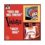 cd ventures   rock & roll forever / rocky road