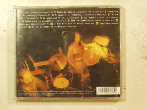 cd veronica condomi ( cd homonimo) ciudad de la plata