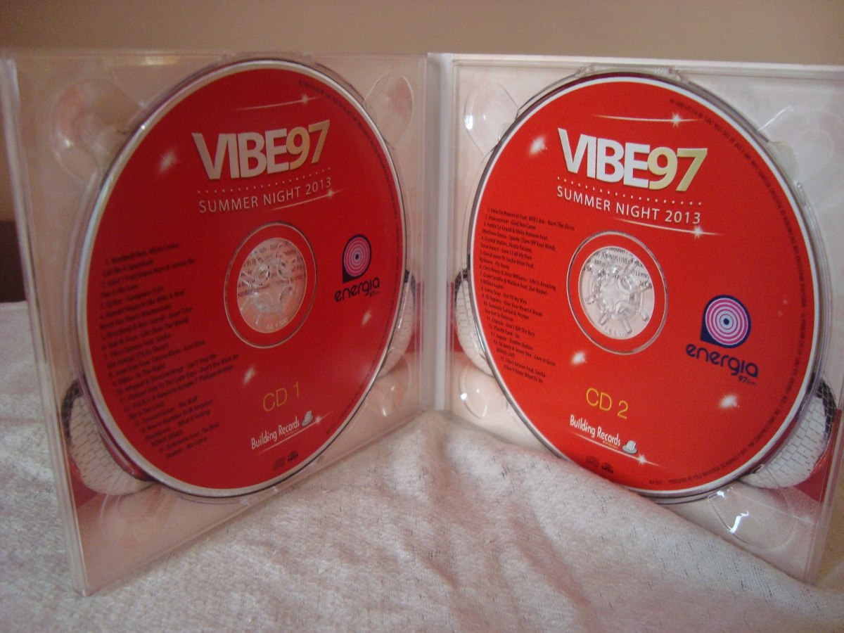 vibe 97 summer night 2013