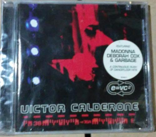 cd victor calderone e=vc2 feat.madonna,deborah cox & garbage