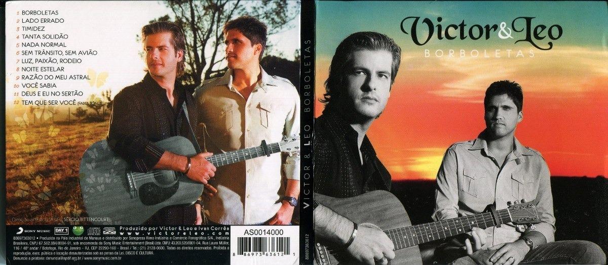 cd victor e leo borboletas 2008