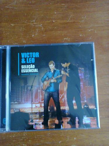 cd victor e léo grandes sucessos seleção essencial lacrado