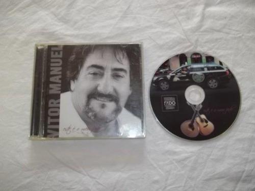 cd - victor manuel - mpb cantor
