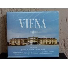 Cd Viena Johann Strauss Ii E Franz Lehár (semi Novo)