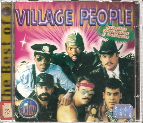 cd village people fieldzz somente