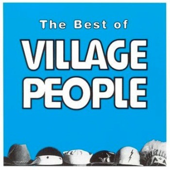 cd / village people = the best of village people (importado)