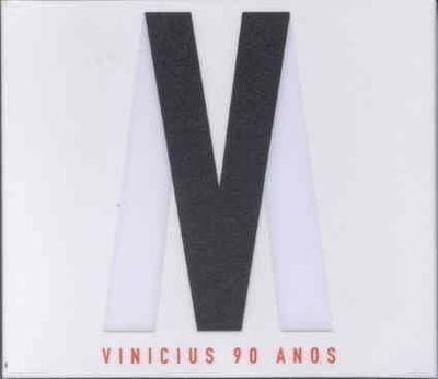 cd - vinicius de moraes - vinicius 90 anos