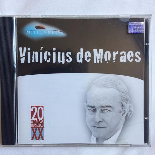 cd vinicius de morais (millenium) hbs