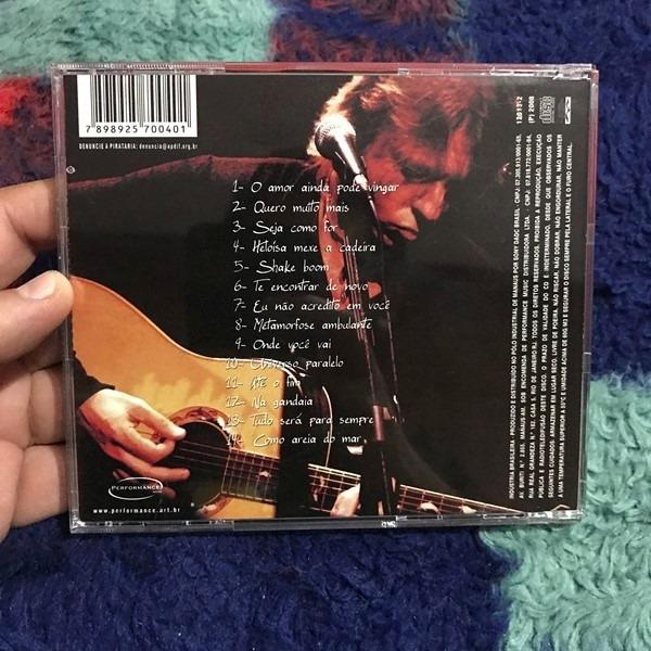 cd vinny acustico