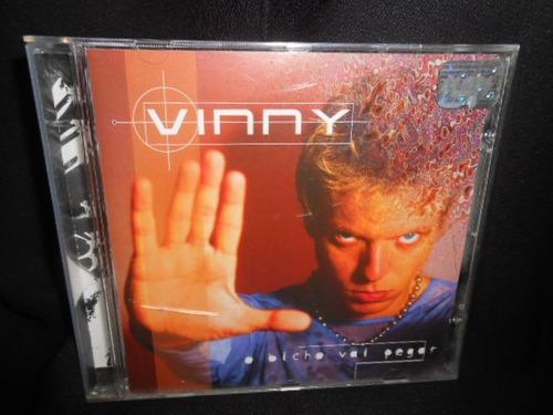 cd vinny / o bicho vai pegar    -1999-   frete grátis
