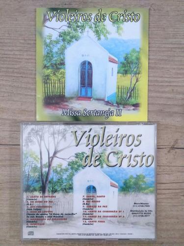 cd violeiros de cristo   missa sertaneja 2