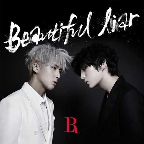 cd : vixx lr - beautiful liar (mini album) (asia - import)