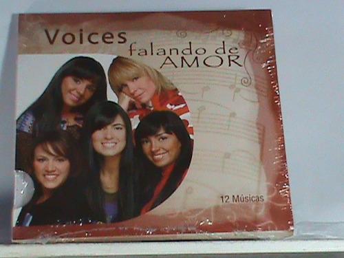 cd - voices -  (novo - original - lacrado)