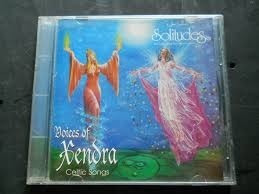 cd - voices of xendra celtic songs