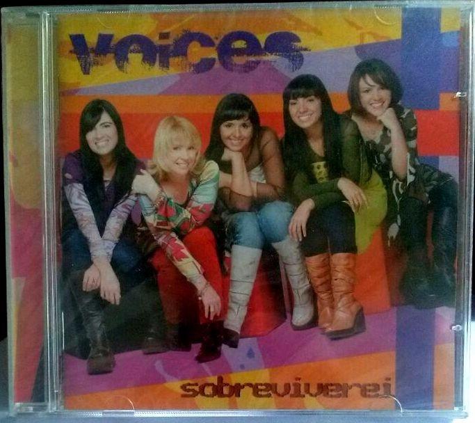 cd do voices sobreviverei