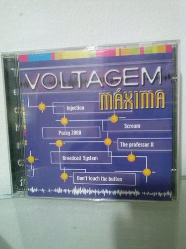 cd - voltagem máxima