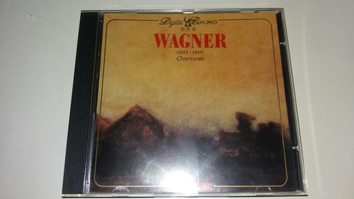 cd wagner overtures - rt