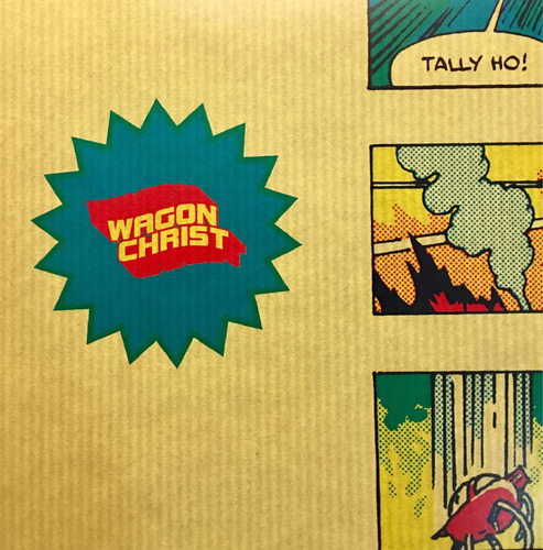 cd wagon christ tally ho importado