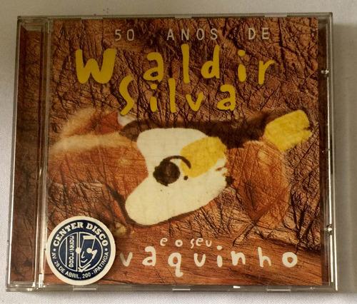 cd waldir silva e seu cavaquinho 50 anos de   (hbs)