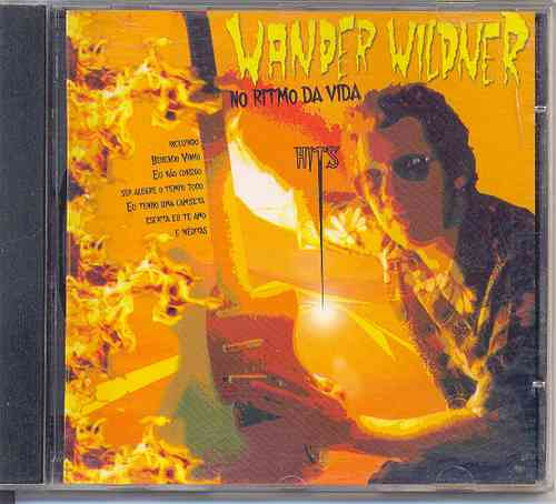 cd wander wildner - no ritmo da vida - 2004