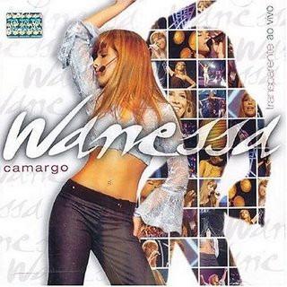 cd wanessa camargo - transparente - ao vivo