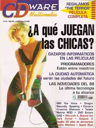 Cd Ware Multimedia 39 Novedades Del Windows 98 Juegos Mujere 90