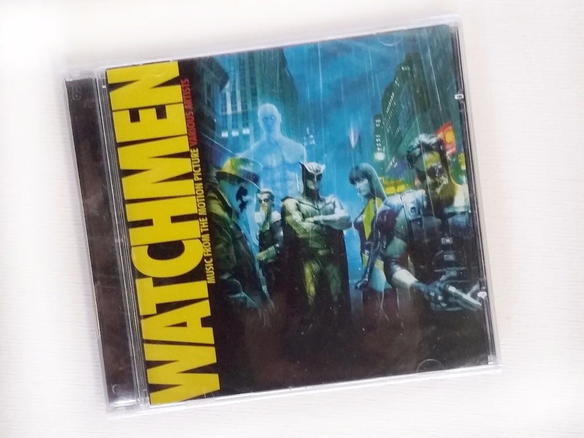 trilha sonora do filme watchmen para