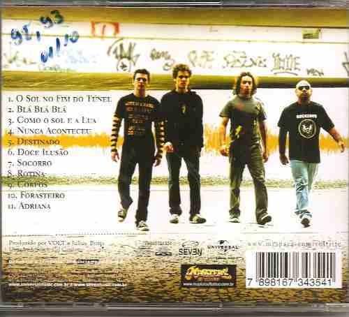 cd - wave - volt - o sol no fim do túnel - rock nacional