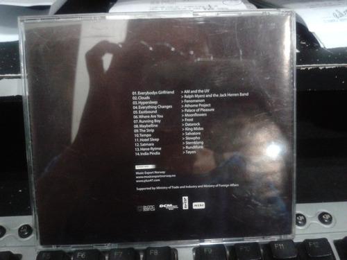cd - way out north