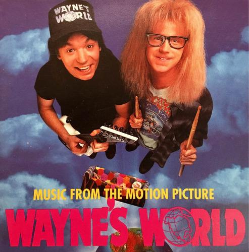 cd waynes world soundtrack mike myers