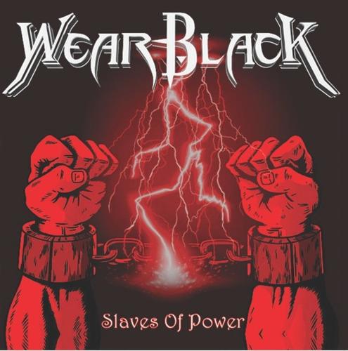 cd wearblack - heavy metal - independênte