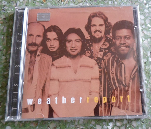cd weather report - this is jazz.