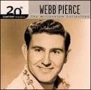 cd  webb pierce pierce the of webb pierce 20th century imp