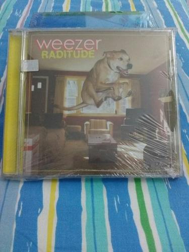 cd weezer