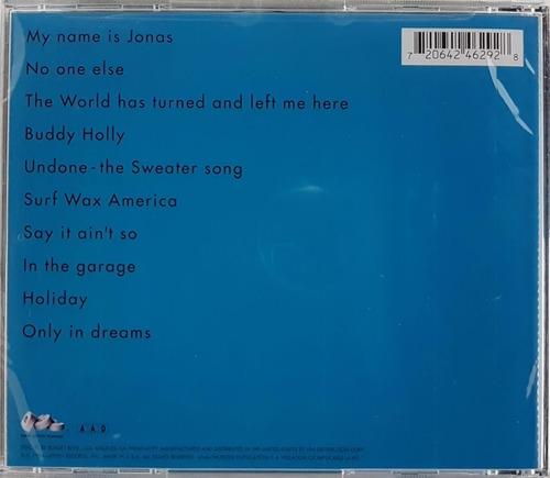 cd - weezer - weezer 1994 first album - importado lacrado