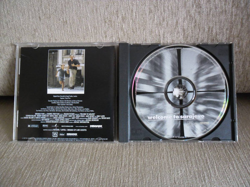 cd welcome to sarajevo - music from the miramax motion pictu