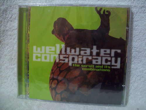 cd wellwater conspiracy- the scroll and its combinations