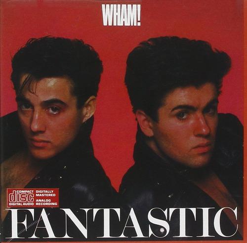 cd : wham! - fantastic (cd)