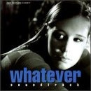 cd whatever [soundtrack]