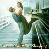 cd while you were sleeping: original motion picture score by