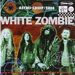 cd white zombie - astro creep 2000 (usado/otimo)