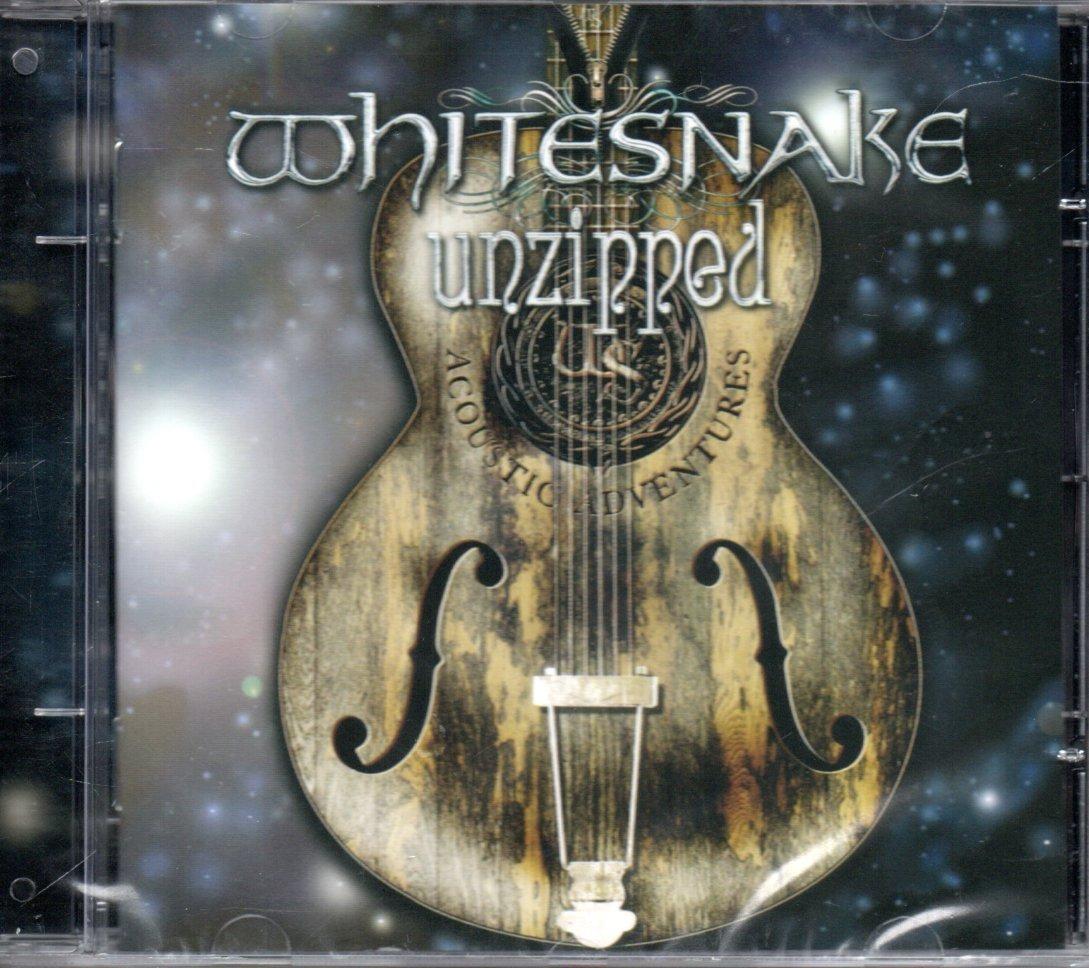 Cd Whitesnake - Unzipped    The Love Songs
